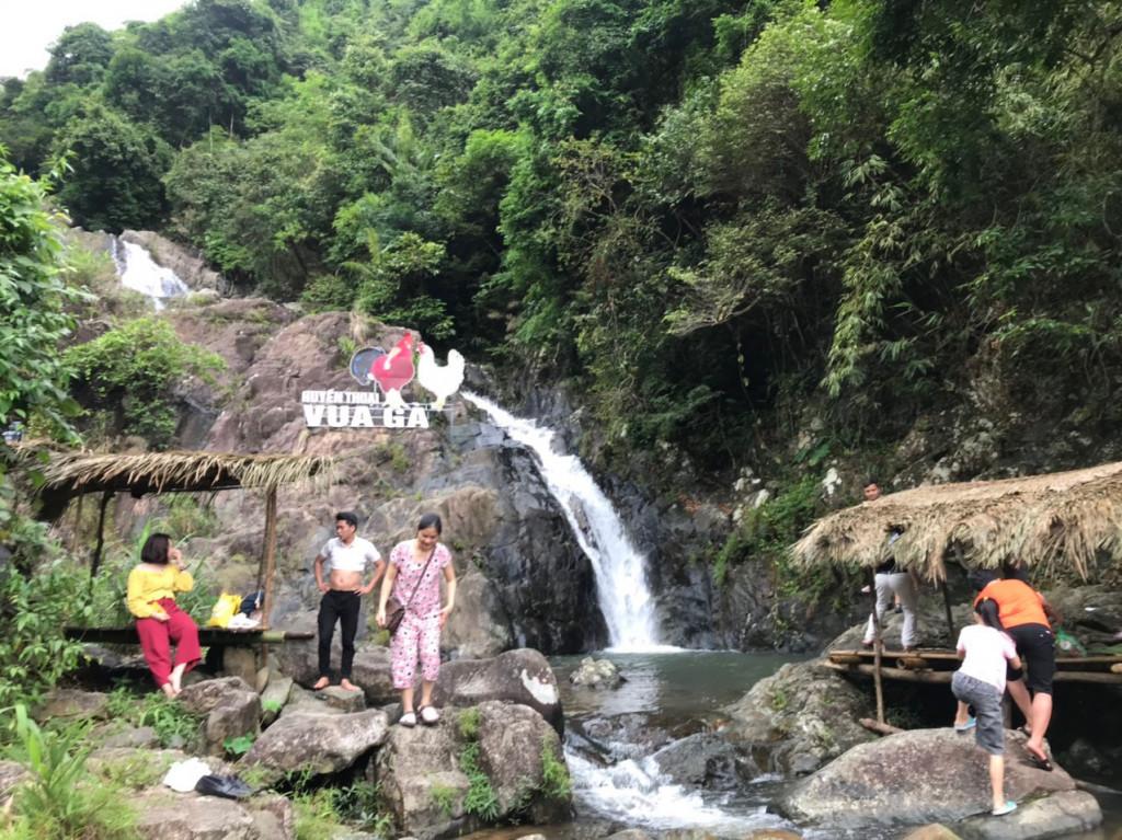 Ấn tượng khu du lịch sinh thái thác Pạc Sủi - 1
