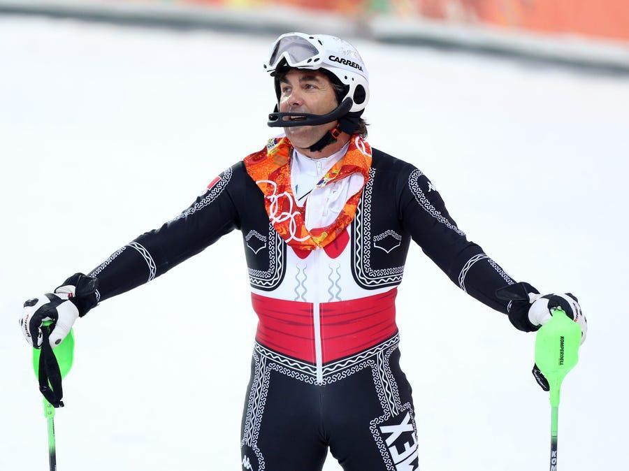 20 bộ trang phục gây ấn tượng ở các kỳ Thế vận hội Olympic - 18