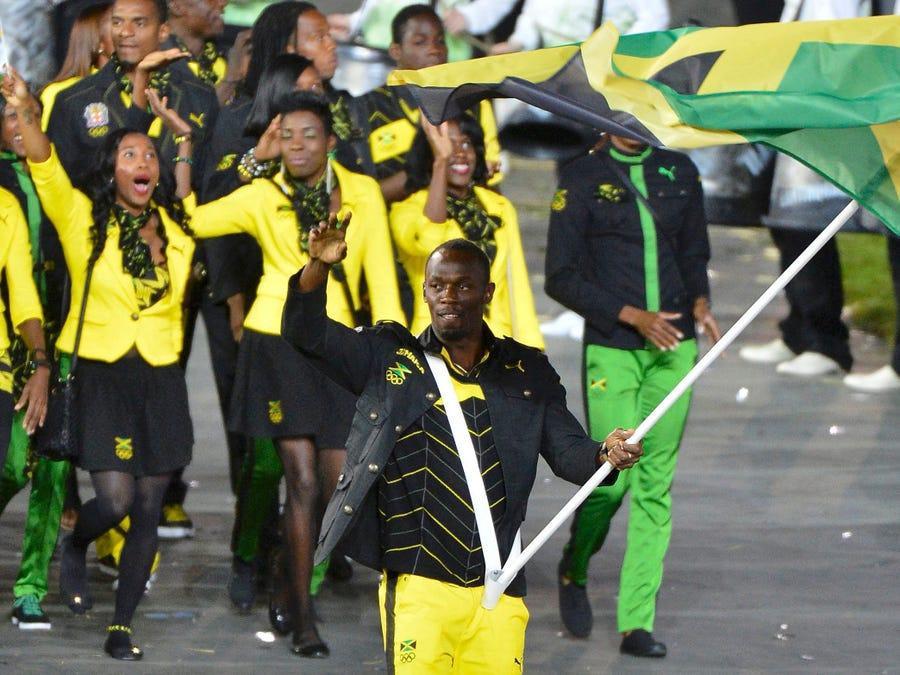 20 bộ trang phục gây ấn tượng ở các kỳ Thế vận hội Olympic - 12