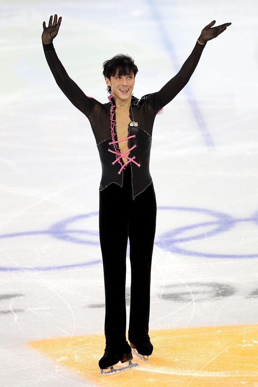20 bộ trang phục gây ấn tượng ở các kỳ Thế vận hội Olympic - 10