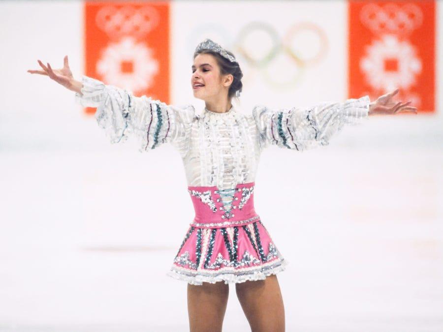 20 bộ trang phục gây ấn tượng ở các kỳ Thế vận hội Olympic - 2