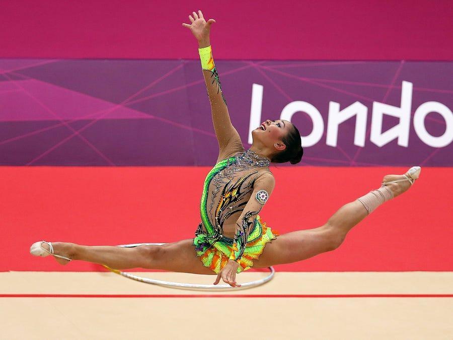 20 bộ trang phục gây ấn tượng ở các kỳ Thế vận hội Olympic - 15