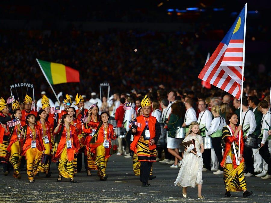 20 bộ trang phục gây ấn tượng ở các kỳ Thế vận hội Olympic - 13