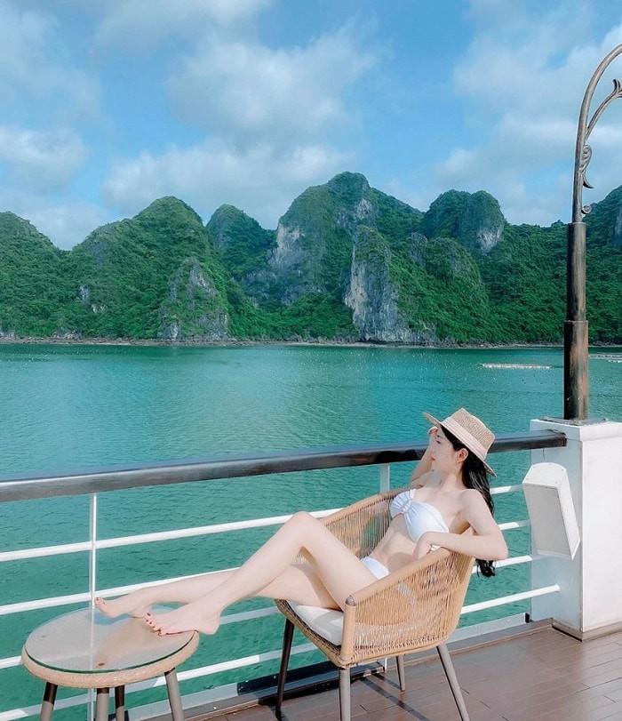 Kinh nghiệm đi tàu biển du lịch không phải ai cũng biết, lưu ngay để không bị 'say sóng' - 5