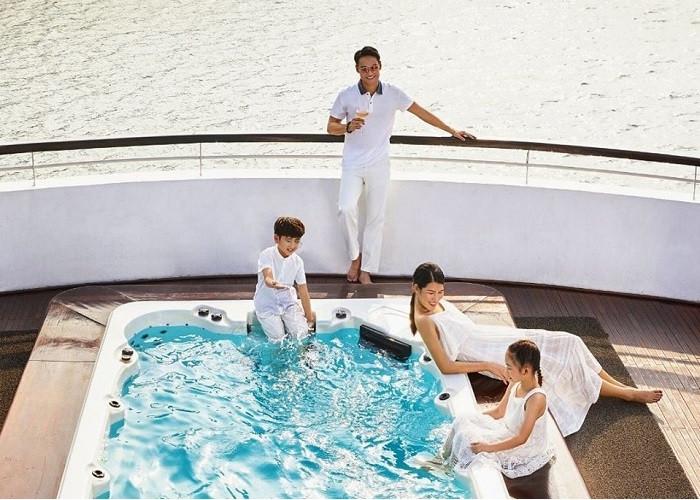 Kinh nghiệm đi tàu biển du lịch không phải ai cũng biết, lưu ngay để không bị 'say sóng' - 3