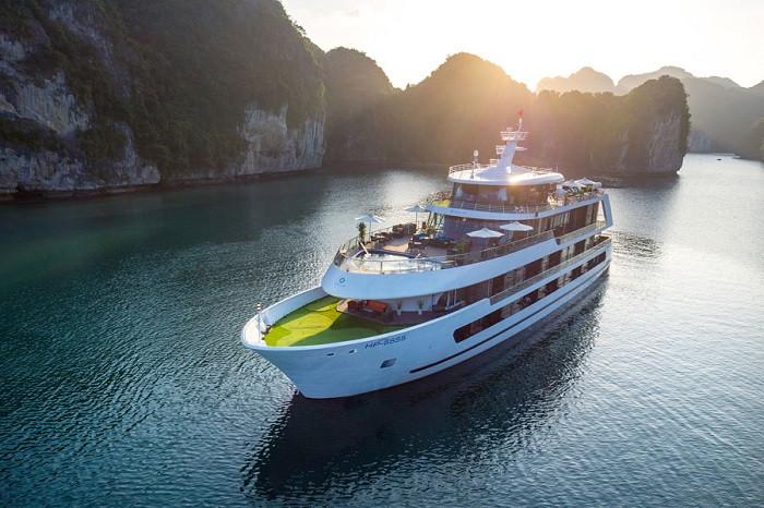 Kinh nghiệm đi tàu biển du lịch không phải ai cũng biết, lưu ngay để không bị 'say sóng' - 11