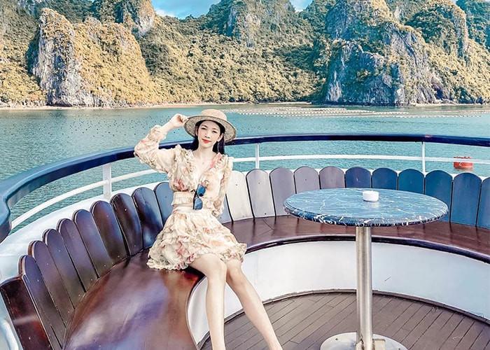 Kinh nghiệm đi tàu biển du lịch không phải ai cũng biết, lưu ngay để không bị 'say sóng' - 12