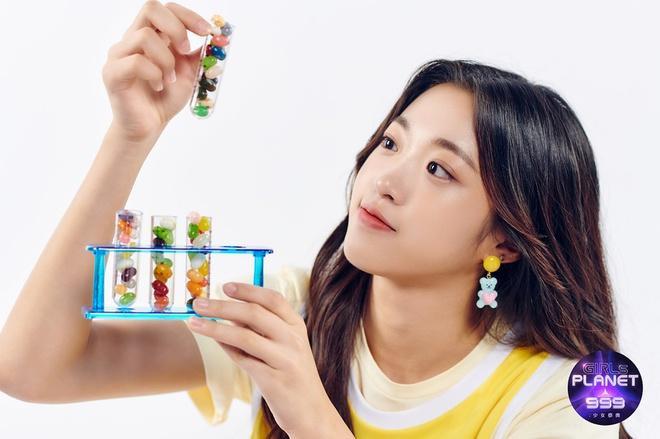 Nữ thần tượng gốc Việt trong game show Hàn Quốc-1