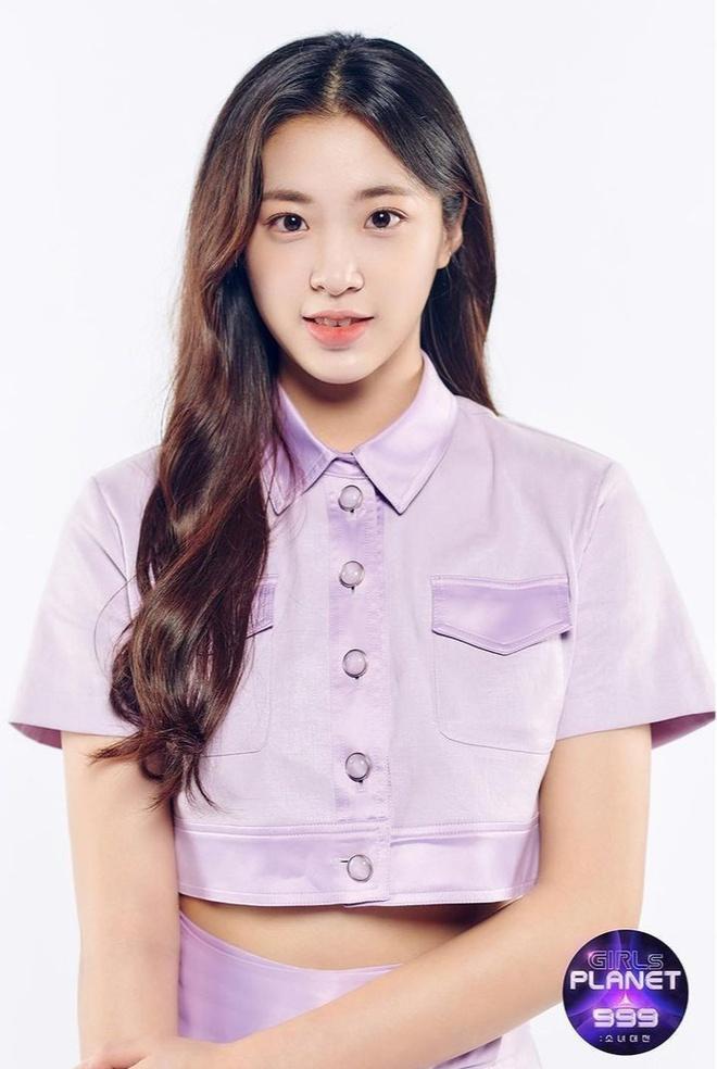 Nữ thần tượng gốc Việt trong game show Hàn Quốc-3