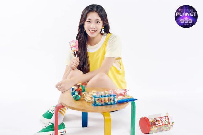 Nữ thần tượng gốc Việt trong game show Hàn Quốc-6
