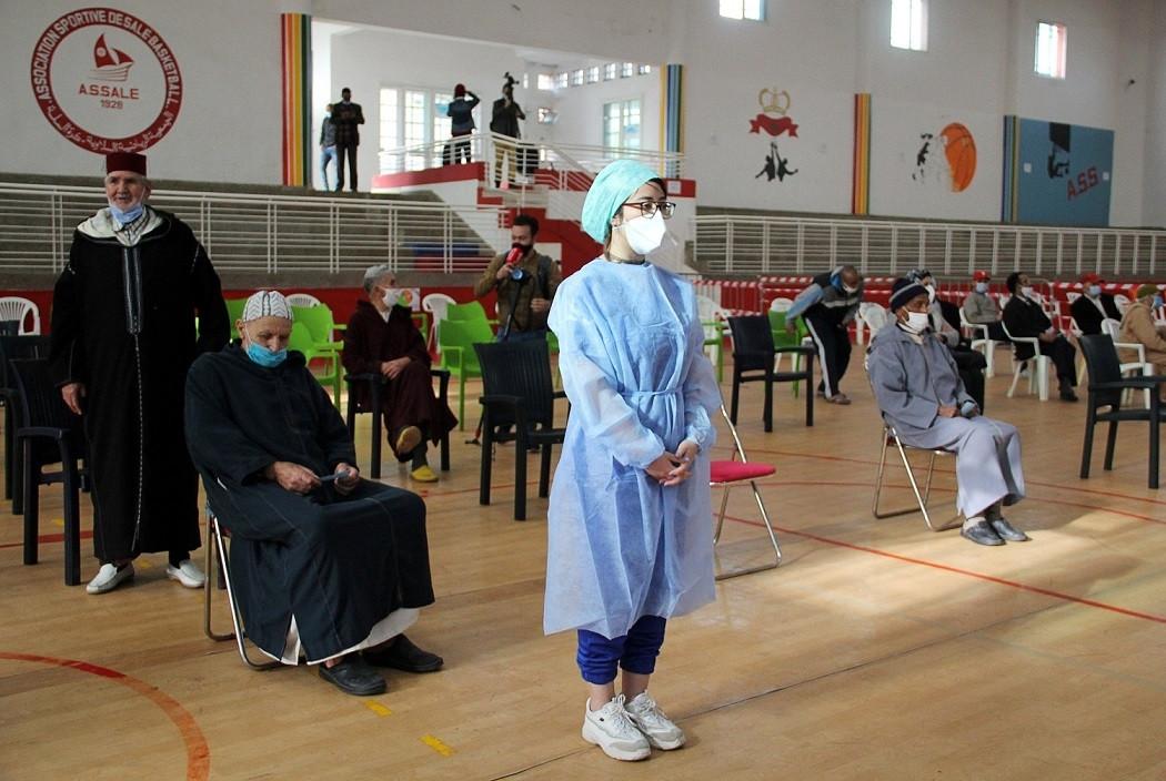 Morocco ngày 24/7 ghi nhận số ca mắc COVID-19 trong ngày cao kỷ lục. (Nguồn: Reuters)