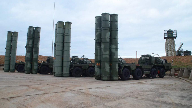 Hệ thống phòng không S-500 Prometheus hứa hẹn cho Nga một lá chắn bất bại. (Nguồn: mil.ru)