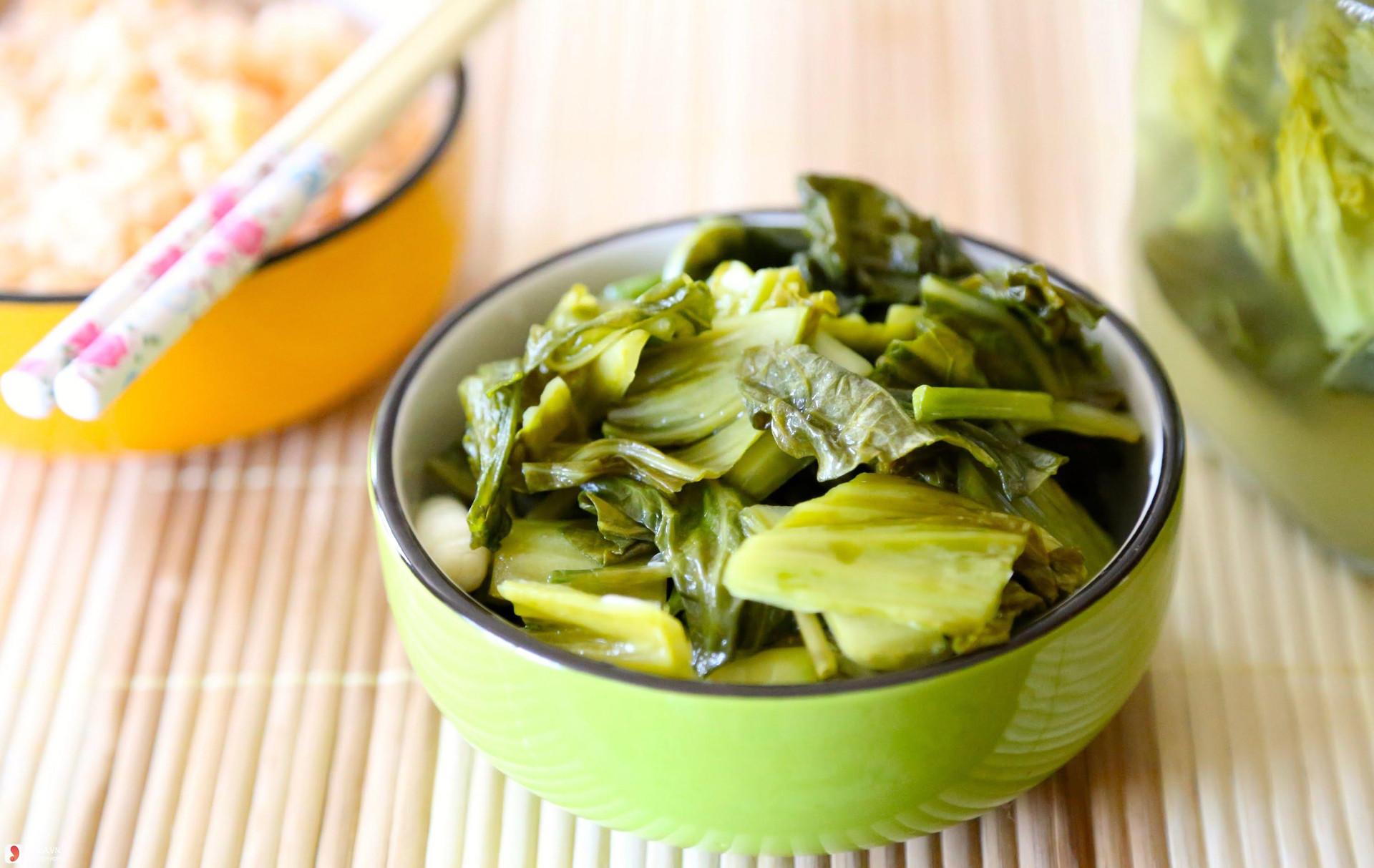 Ăn dưa muối kiểu Việt Nam giúp tăng cường kháng viêm? - 1