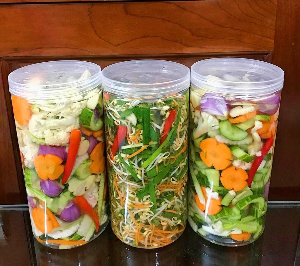 Ăn dưa muối kiểu Việt Nam giúp tăng cường kháng viêm? - 2