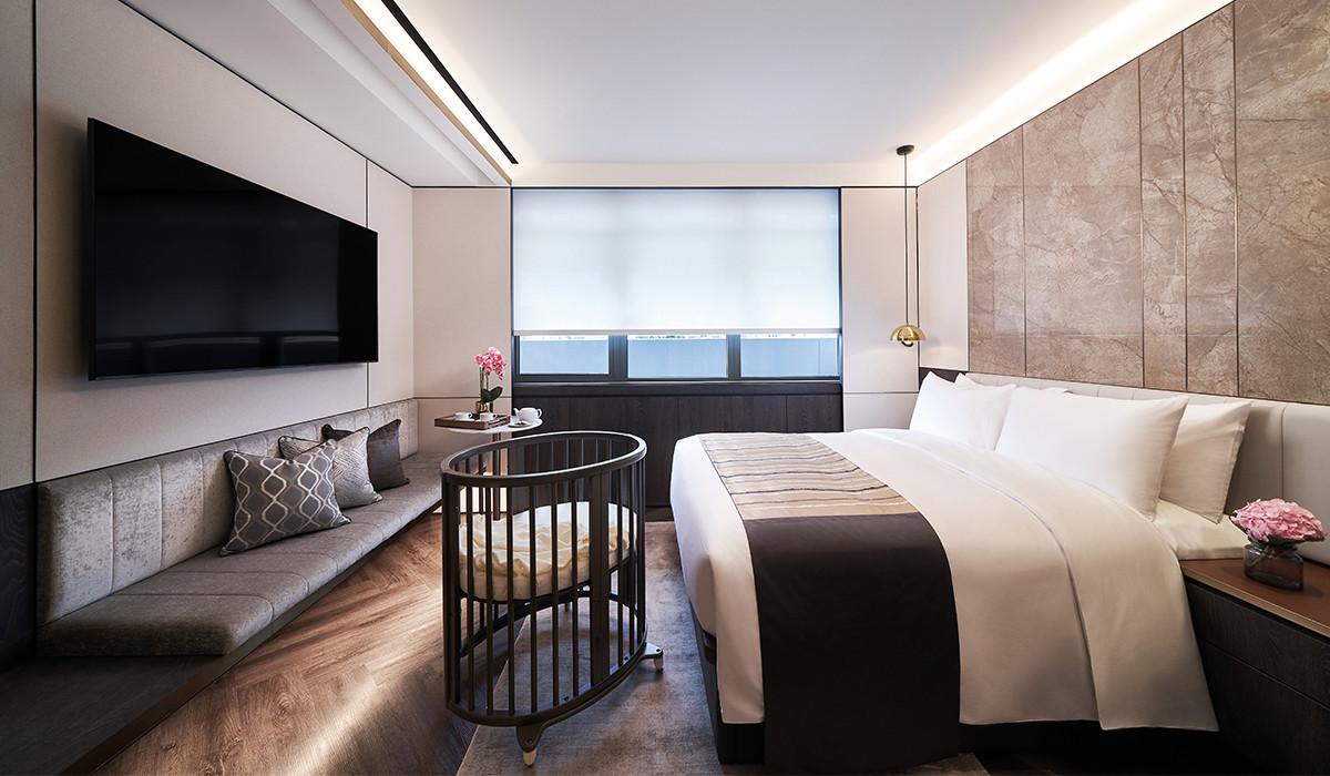 Khám phá khách sạn sang trọng bậc nhất dành riêng cho trẻ sơ sinh - 4