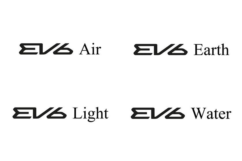Kia EV6 sẽ có nhiều phiên bản với tên gọi thú vị?
