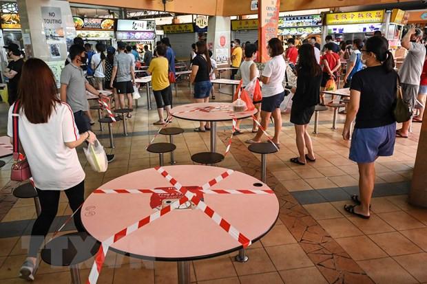 Singapore ho tro hon 808 trieu USD cho doanh nghiep va nguoi lao dong hinh anh 1