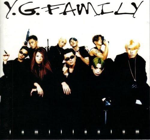 20 album bán chạy nhất lịch sử YG 7
