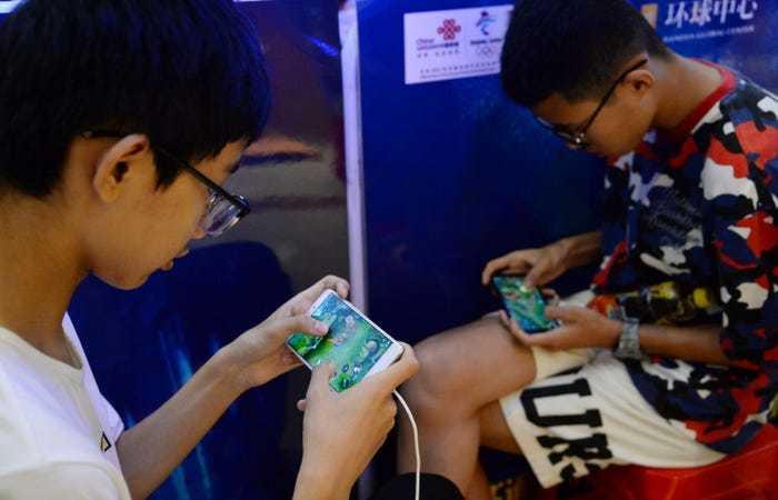 Vì sao Tencent không tiếc tiền mua lại các hãng game?