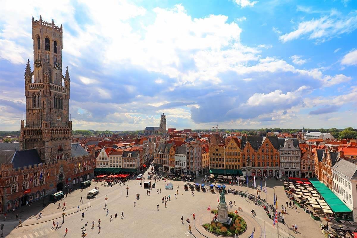 Một ngày khám phá thành phố đẹp nhất nước Bỉ - 5
