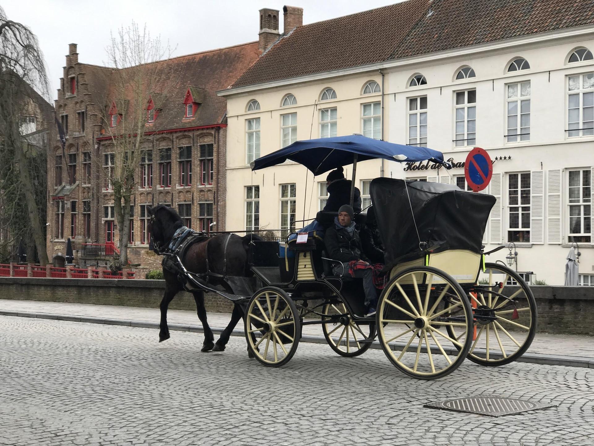 Một ngày khám phá thành phố đẹp nhất nước Bỉ - 6