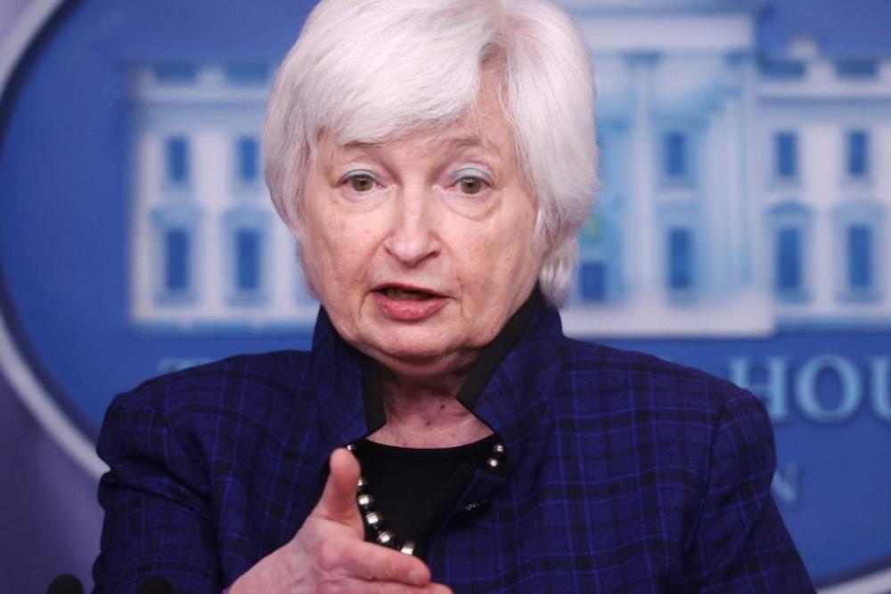 Bộ trưởng Tài chính báo động nguy cơ 'vỡ nợ' của nền kinh tế Mỹ