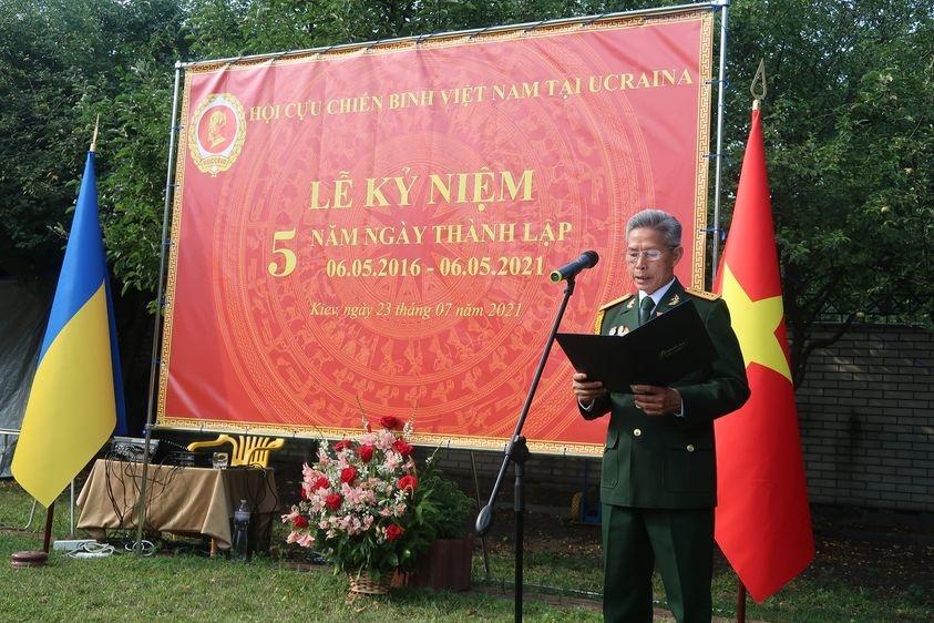 Cựu chiến binh Việt Nam tại Ukraine phát huy vai trò trên mặt trận mới - ngoại giao nhân dân