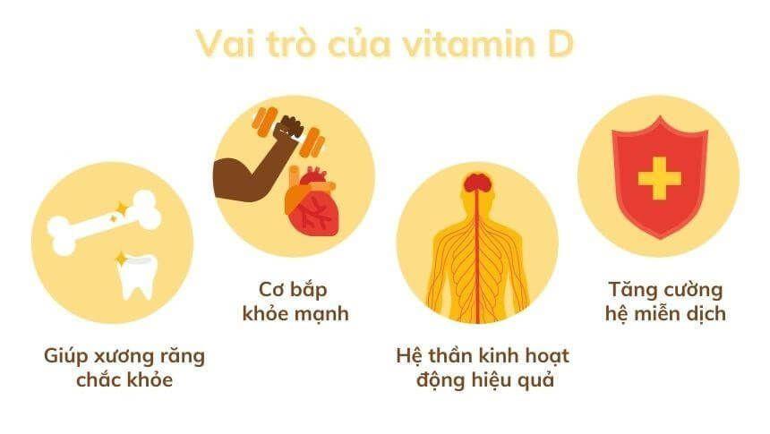 Bất ngờ trước khả năng củng cố hệ miễn dịch của vitamin D