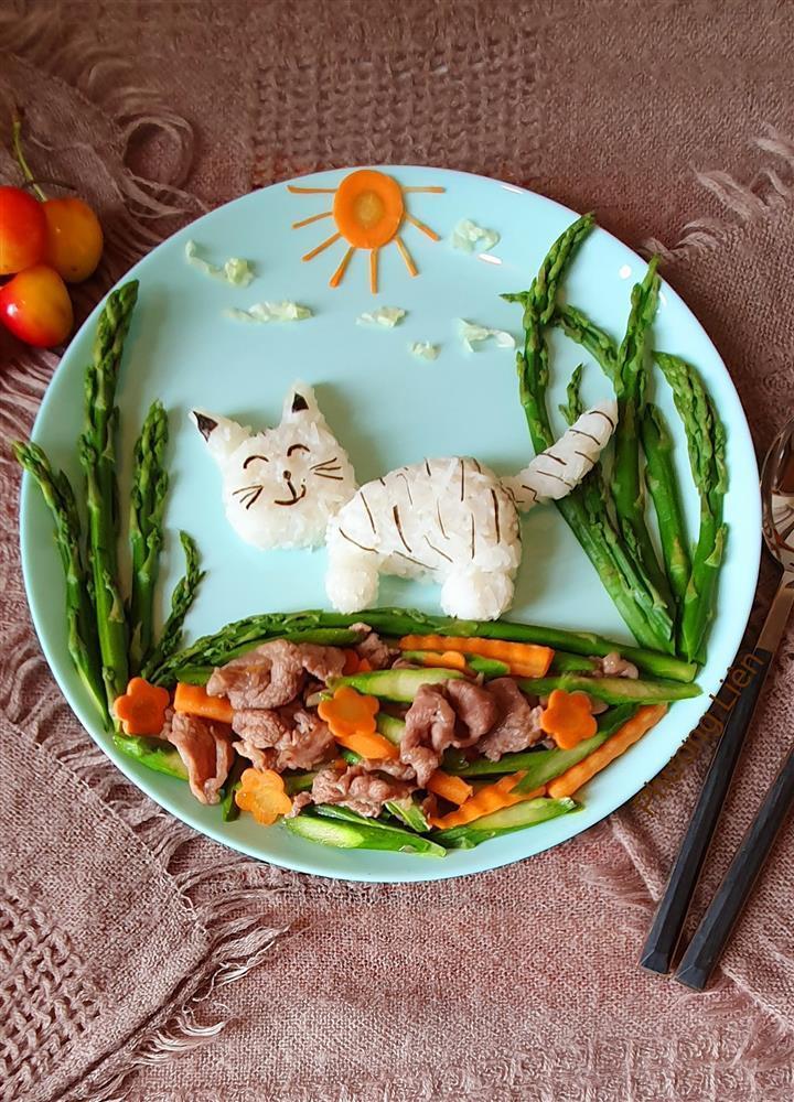 Bày đồ ăn đẹp như tranh vẽ, cho vào miệng rồi lại chẳng nỡ nhai-3