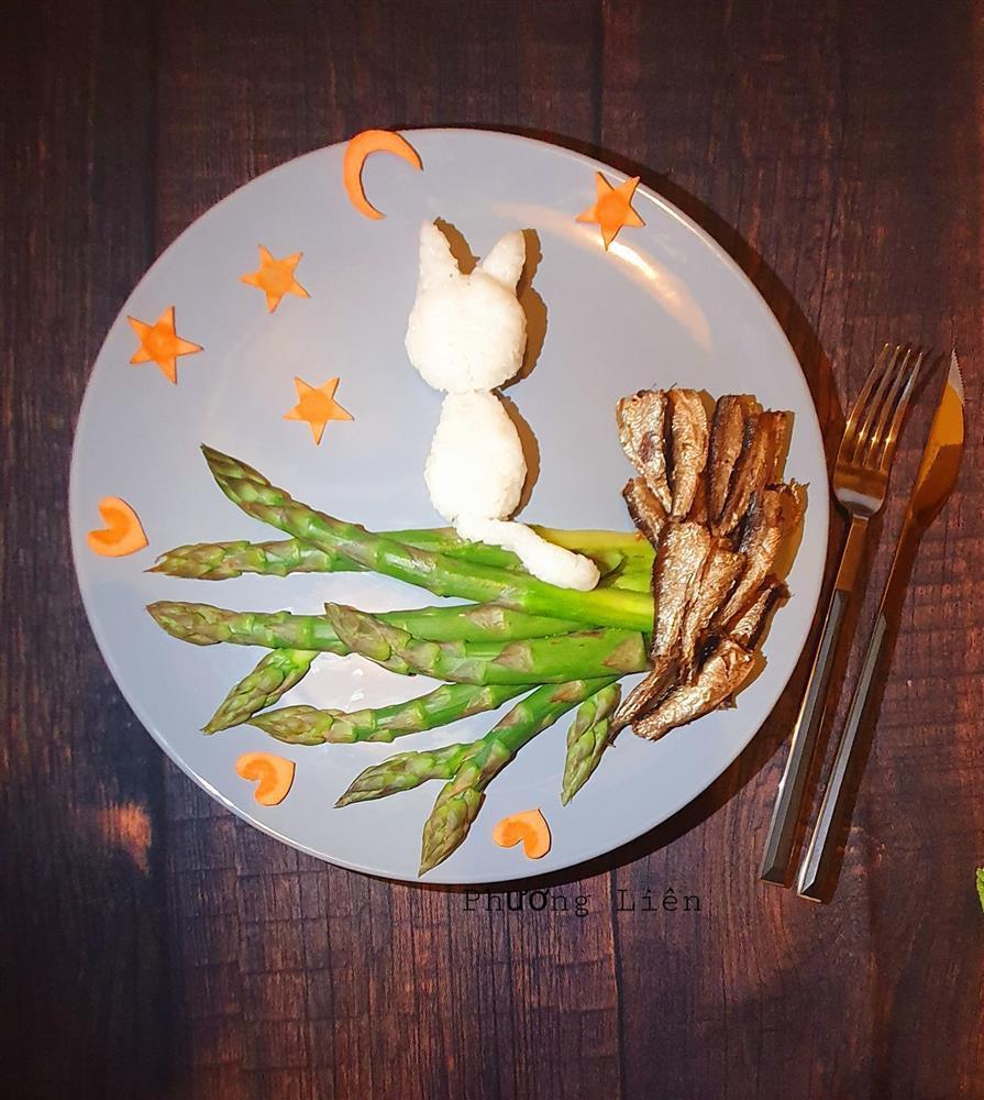 Bày đồ ăn đẹp như tranh vẽ, cho vào miệng rồi lại chẳng nỡ nhai-4
