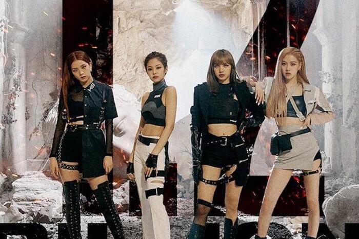 Top 10 MV đứng đầu lượt view idol nữ, BlackPink chiếm gần hết BXH-2
