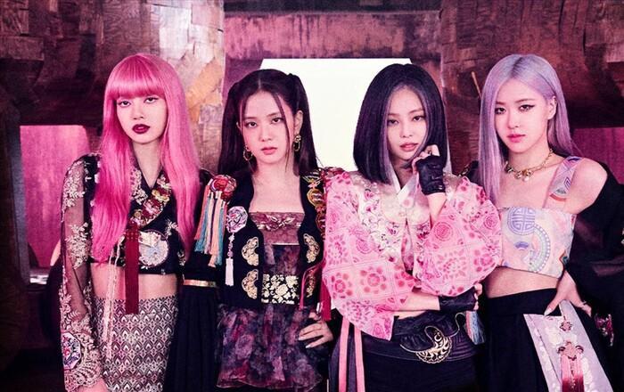 Top 10 MV đứng đầu lượt view idol nữ, BlackPink chiếm gần hết BXH-5