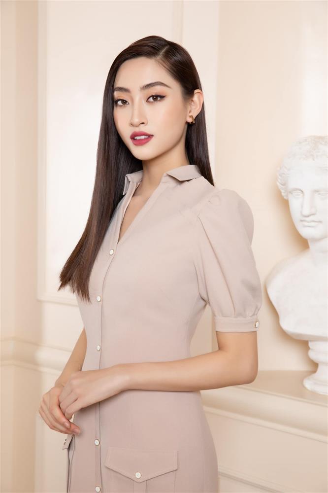 Hoa hậu Lương Thùy Linh được hỏi chuyện yêu đương nữ giới-5