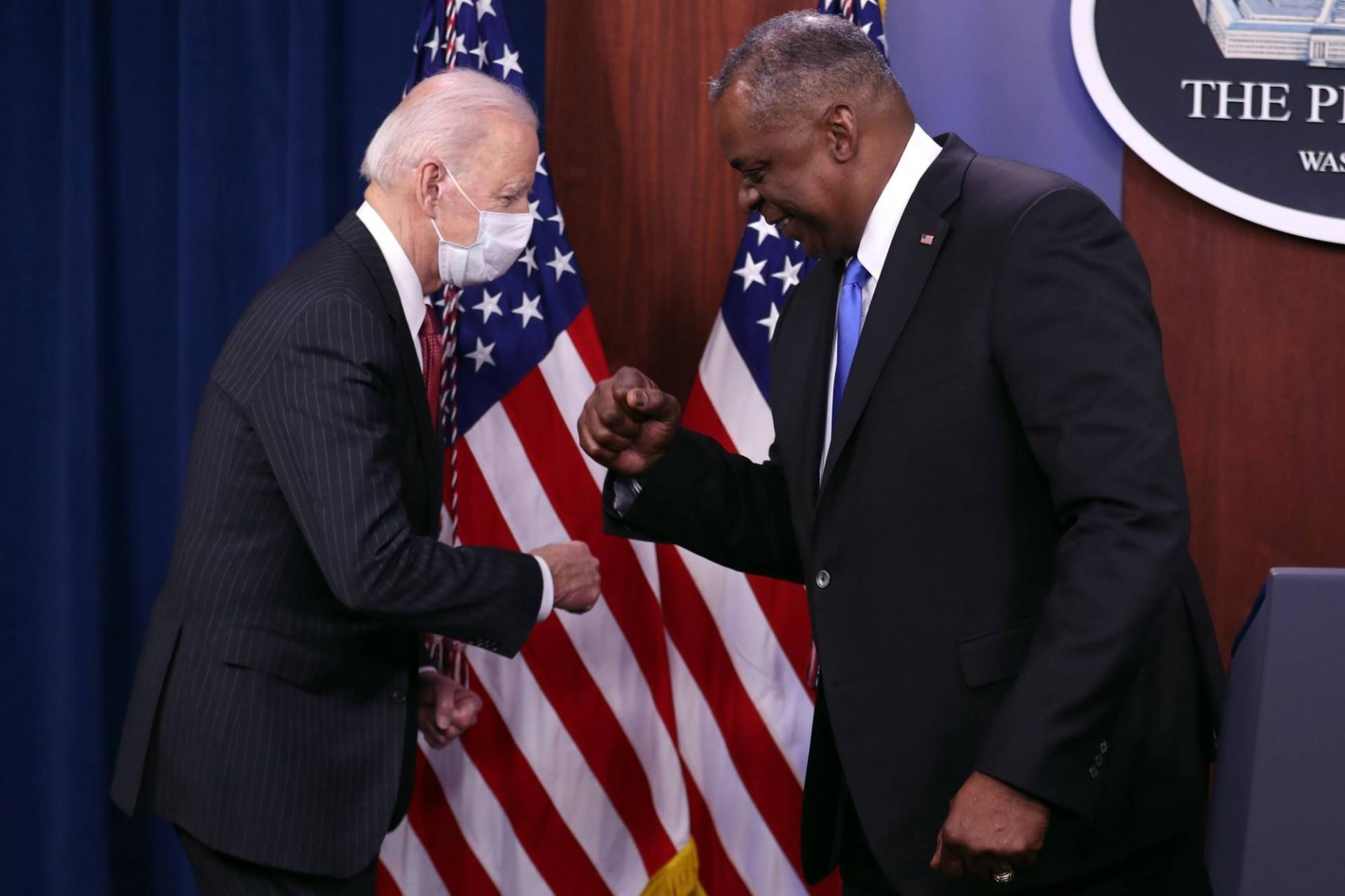 Bộ trưởng Quốc phòng Mỹ Lloyd Austin có nhiều hoạt động triển khai chính sách Ấn Độ - Thái Bình Dương rộng mở của Tổng thống Joe Biden kể từ khi nhậm chức. (Nguồn: New York Times)
