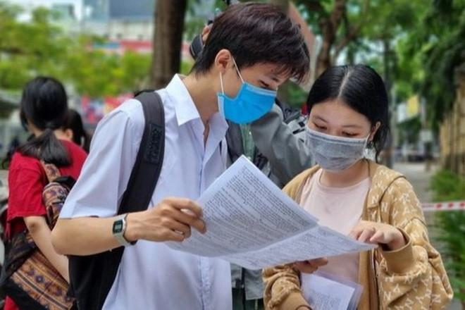 Điểm thi tốt nghiệp THPT: Hà Nội dẫn đầu cả nước về điểm 10