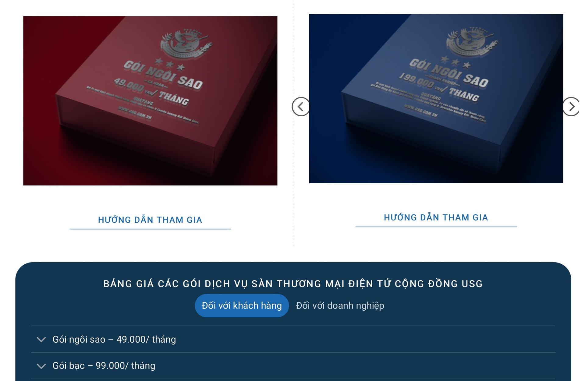 Chủ doanh nghiệp 500.000 tỷ đồng lập website, 'nổ' tưng bừng về sản phẩm mới - 2