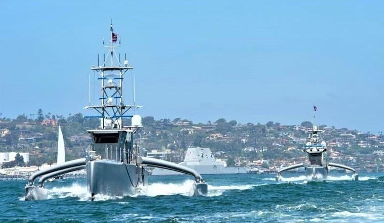Mỹ tăng tốc phát triển Dự án 'Hạm đội ma' để nâng cao khả năng viễn chinh