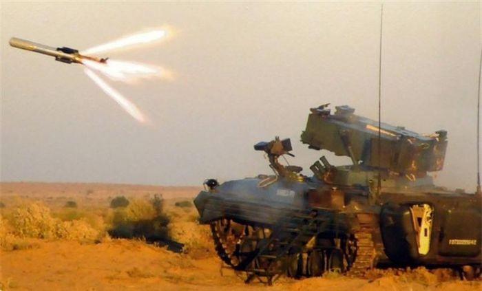 Ấn Độ công bố tên lửa có thể diệt mọi loại tăng