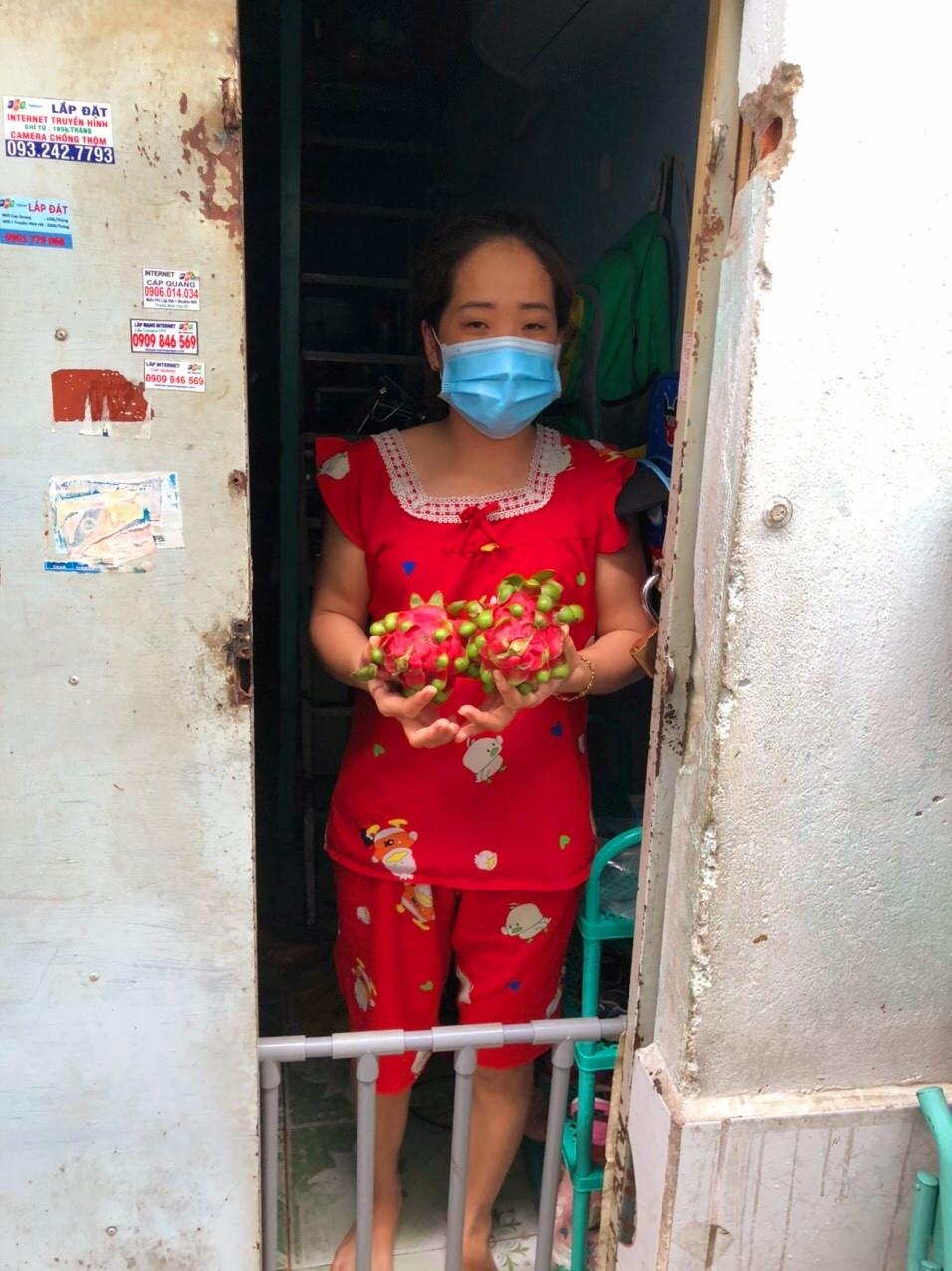"""VKBIA và """"Saigon Share"""" tiếp tục trao tặng 113 tấn rau củ quả cho bà con người dân TP.HCM"""