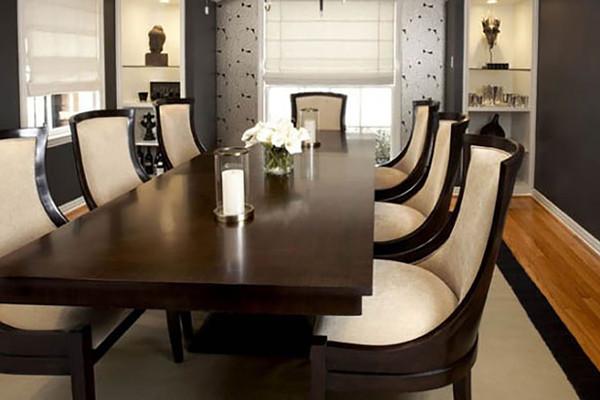 10 sai lầm khi đặt bàn ăn trong nhà