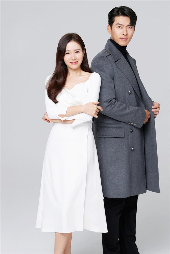 Hyun Bin - Son Ye Jin bị tóm gọn khoảnh khắc hẹn hò-3