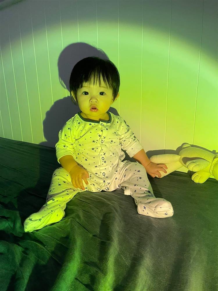 Bà nội quyền lực mừng sinh nhật con gái Cường Đô La 1 tuổi-9