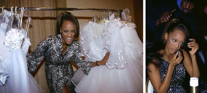 Show Victorias Secret thời đầu: Áo quần từ thập niên 90, dàn mẫu tuyển chọn khắt khe-6