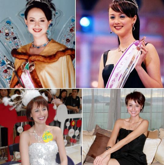Hoa hậu đẹp nhất châu Á phá sản, làm nghề bưng vác-1