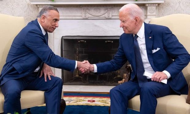 Mỹ chính thức đạt thỏa thuận với Iraq, chấm dứt nhiệm vụ 18 năm của Washington. (Nguôn: Getty Images)