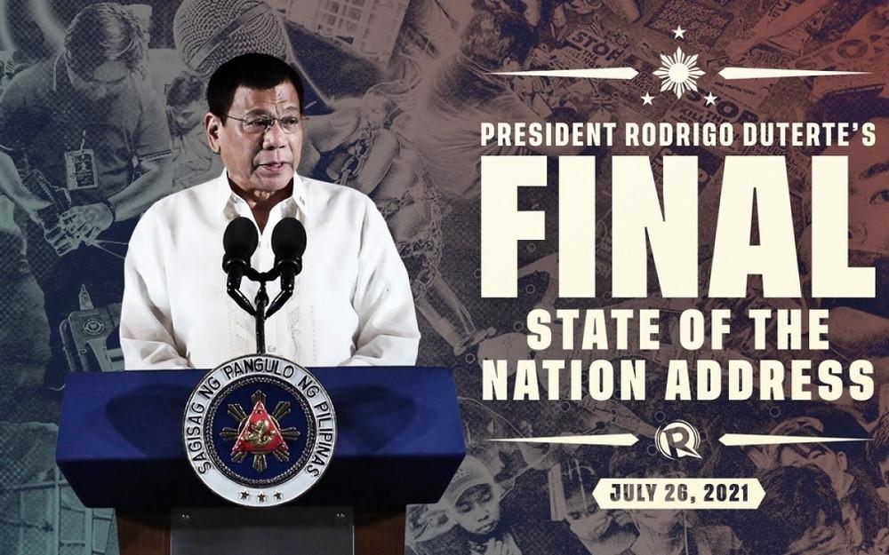 Đề cập tranh chấp lãnh hải với Trung Quốc, Tổng thống Philippines nói chiến tranh không phải một lựa chọ. (Nguồn: Rapplẻ)