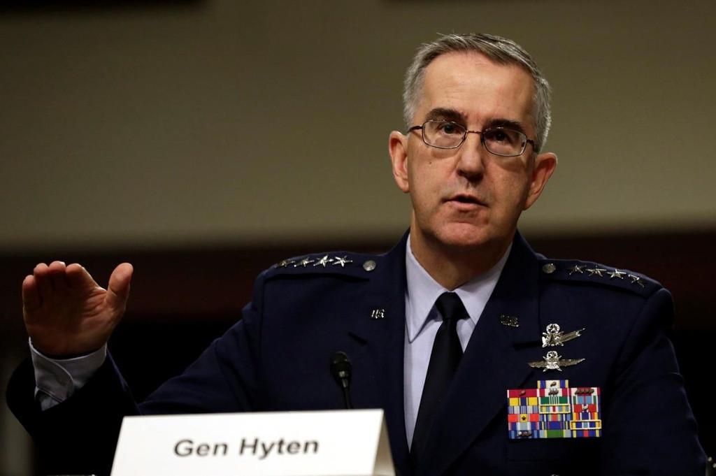 Tướng Mỹ nhận định nguy cơ chính: Nga là ngắn hạn, Trung Quốc là dài hạn. (Nguồn: Reuters)