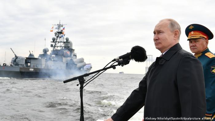 Tổng thống Putin khẳng định sức mạnh 'vô đối' của Hải quân Nga