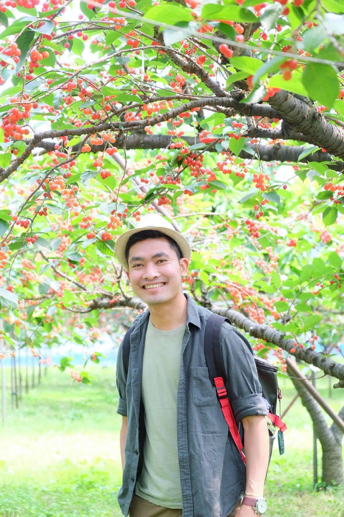 Chàng trai Việt dành 7 năm