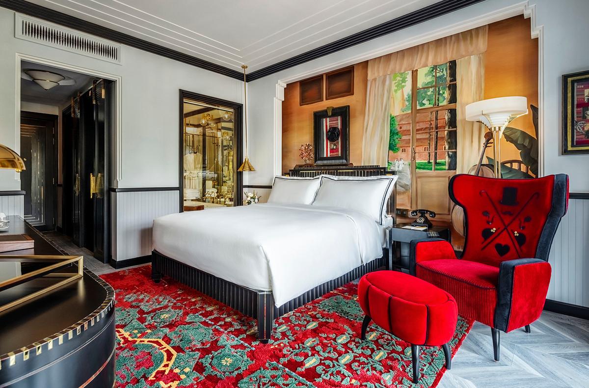 Khách sạn ở Hà Nội của KTS 'phù thuỷ' Bensley lên báo Mỹ - 8